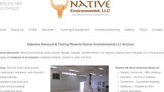 Asbestos Removal Phoenix AZ