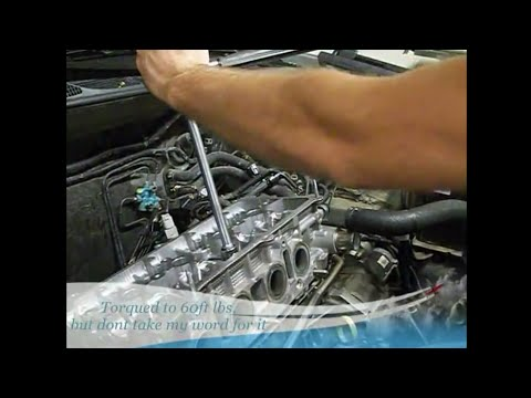 Toyota STRIPPED head bolt gasket repair 2AZFE how to fix Camry Rav4 Highlander