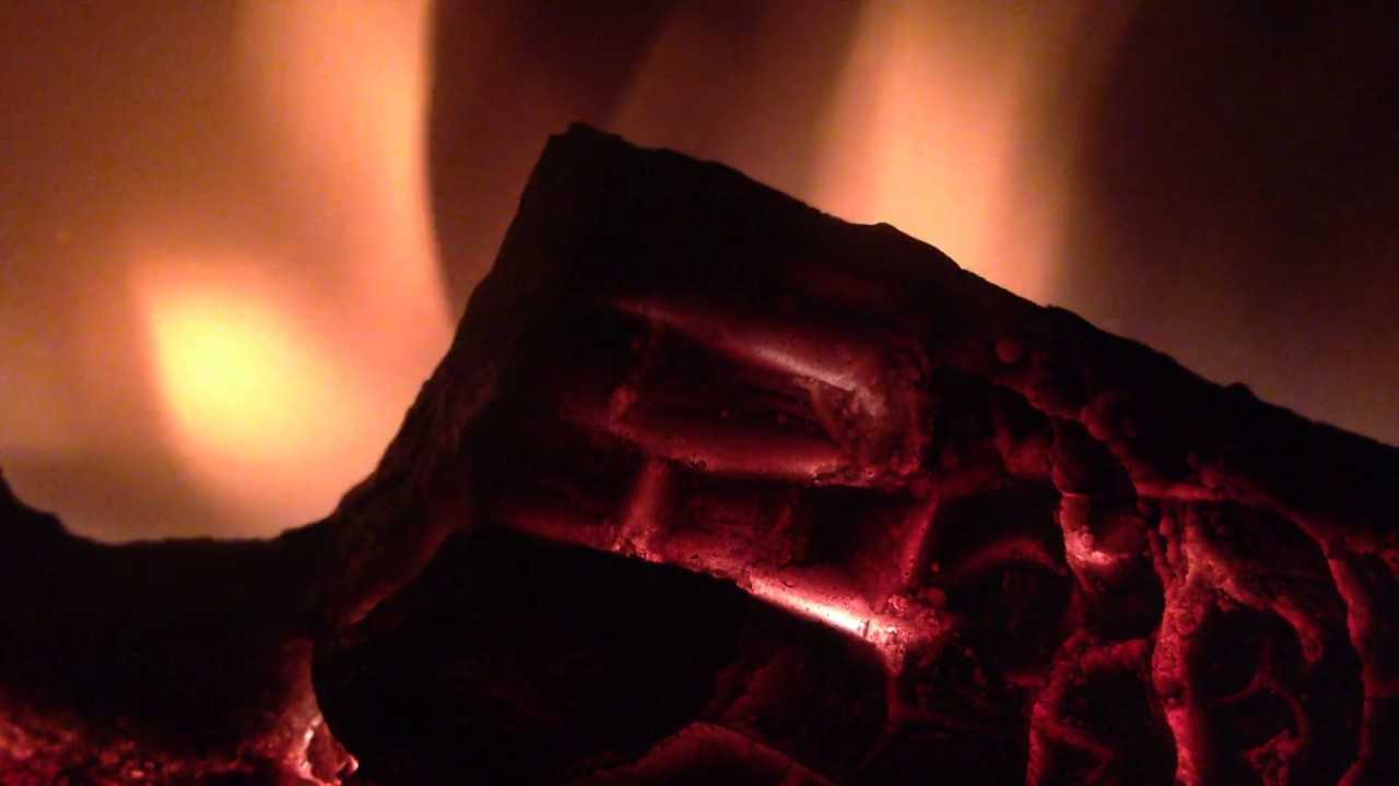 fire fireplace warm heat red home flame no copyright video