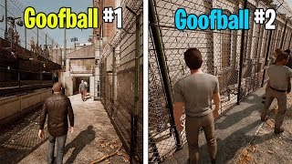 2 GOOFBALLS BREAKOUT of JAIL! (A Way Out Part 1)