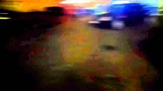 AUDI rs line танцуют фары)