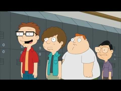 American Dad! Steve And Luis Feat. Stelio Kontos