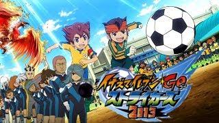 ☠ Inazuma Eleven GO Strikers 2013 ☠ Imperadores VS INAZUMA GIRLS