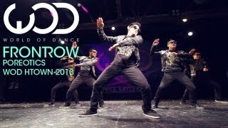 poreotics world of dance frontrow htown 2013