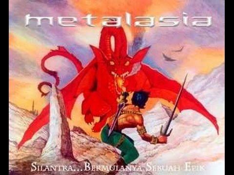 Metalasia - Silantra... Bermulanya Sebuah Epik [Full Album]