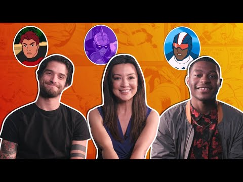 The Cast of Marvel Rising: Heart of Iron Talks New Character! | Earth's Mightiest Show Bonus
