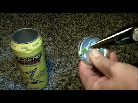 ROCKSTAR ENERGY DRINK Can Safe Made Easy