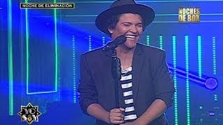 Bruno Mars enloqueció a sus fans cantando