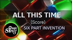 Download all this time six part invention minus one mp3 free