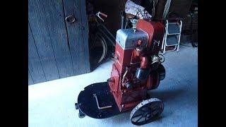 Moteur Fixe Diesel Vendeuvre Type 4