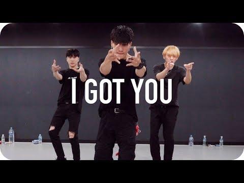 I Got You ◑ - HONNE Ft. Nana Rogues / Shawn Choreography