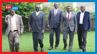 Political bigwigs from Mt. Kenya East position themselves to take over Restore and Build party