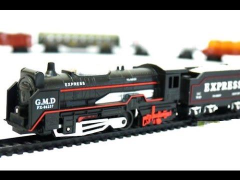 Детская железная дорога Rail King
