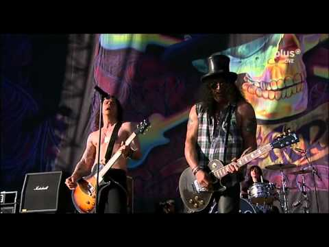 Slash & Myles Kennedy - Nothing To Say Live [HD] Rock am Ring 2010