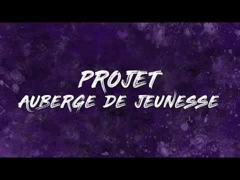 Projet Auberge De Jeunesse - IESA Multimédia