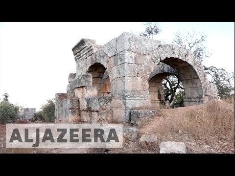 History lost amid destruction of Syria's UNESCO World Heritage sites