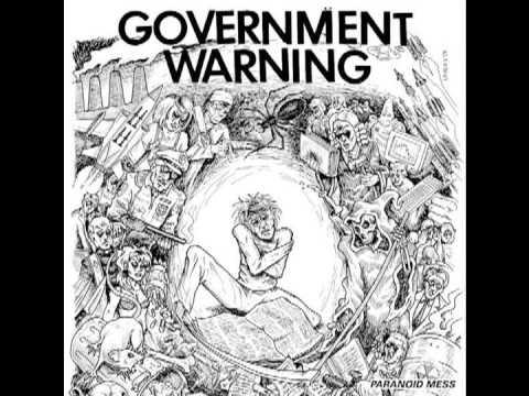 Government Warning - Revolving Door