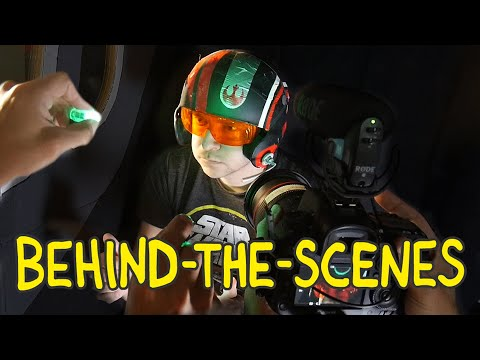 Download Youtube: Star Wars: The Last Jedi - Homemade Behind the Scenes