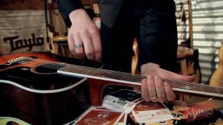 acoustic guitar restringing basics