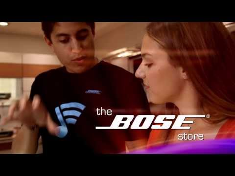 BOSE Store Subiaco - The experience will teleport you away