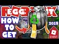 [EVENT] How To Get the Garbege Egg - Roblox Egg Hunt 2018 - Hardboiled City (Garbage Egg)