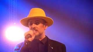 Culture Club - The War Song - Heaven, London - October 2014