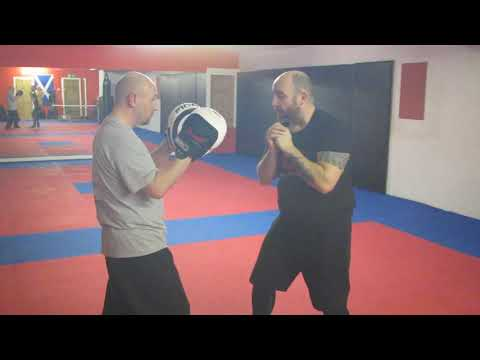 Rider Martial Arts 5 Minute Lesson #1