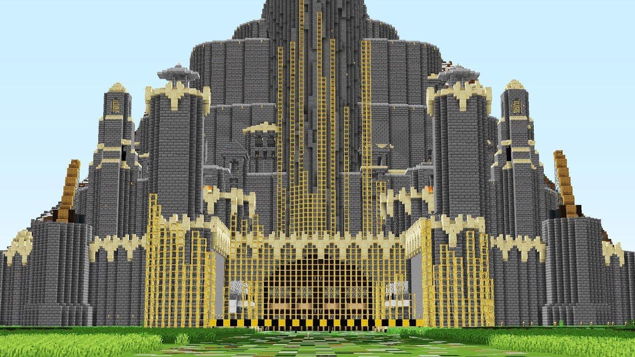 SONUNDA LADİNYA'YI GEZİYORUZ !!!   Minecraft: Kadim Krallık   Bölüm 203