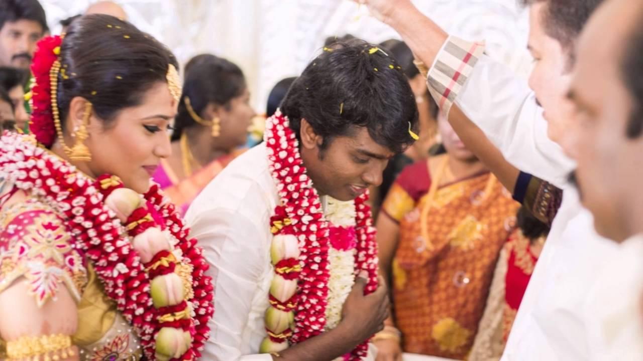 atlee kumar krishna priya marriage youtube