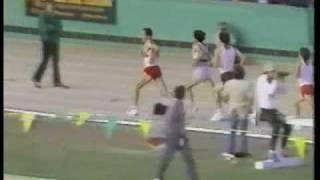 Matt Centrowitz Sets The 5000 Meter American Record ('82) Pt 2