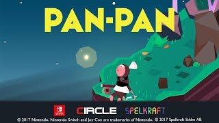 Switch eShop Game PAN-PAN A tiny big adventure Game Intro