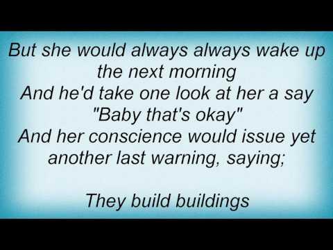 Regina Spektor - Buildings Lyrics
