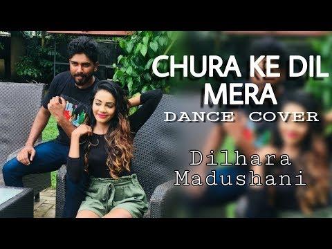 """""""chura-ke-dil-mera""""-dance-cover---dilhara-madushani-(-k&k-country-resort-)"""