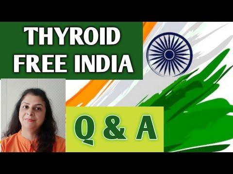 THYROID FREE INDIA Q & A , LIVER DETOXIFICATION