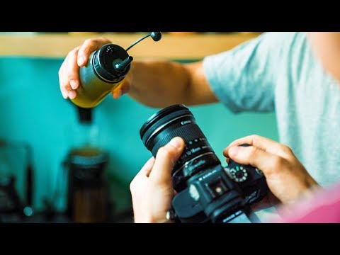 HOW TO SHOOT B ROLL