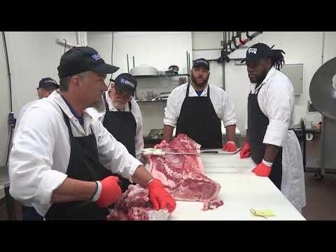 Meat Cutting School Preserves Lost Art