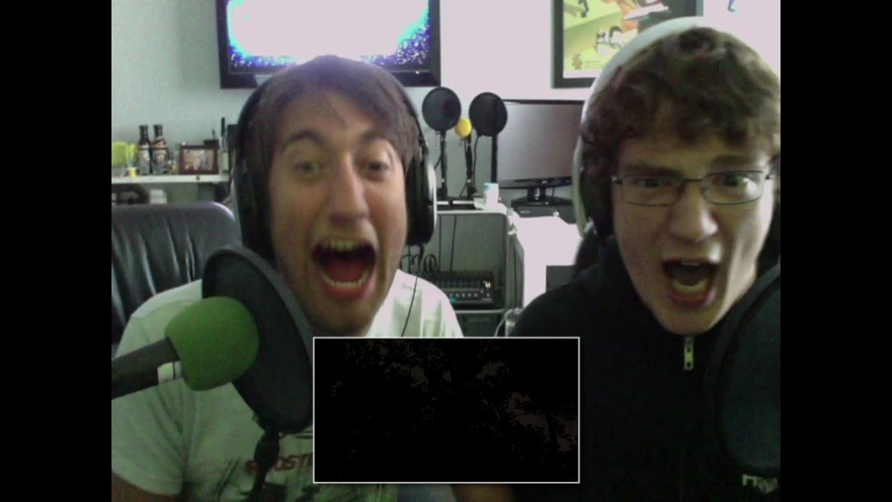 behind the scenes rage quit slender rooster teeth