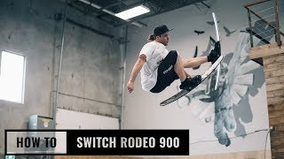 How To Switch Rodeo 900 On Skis