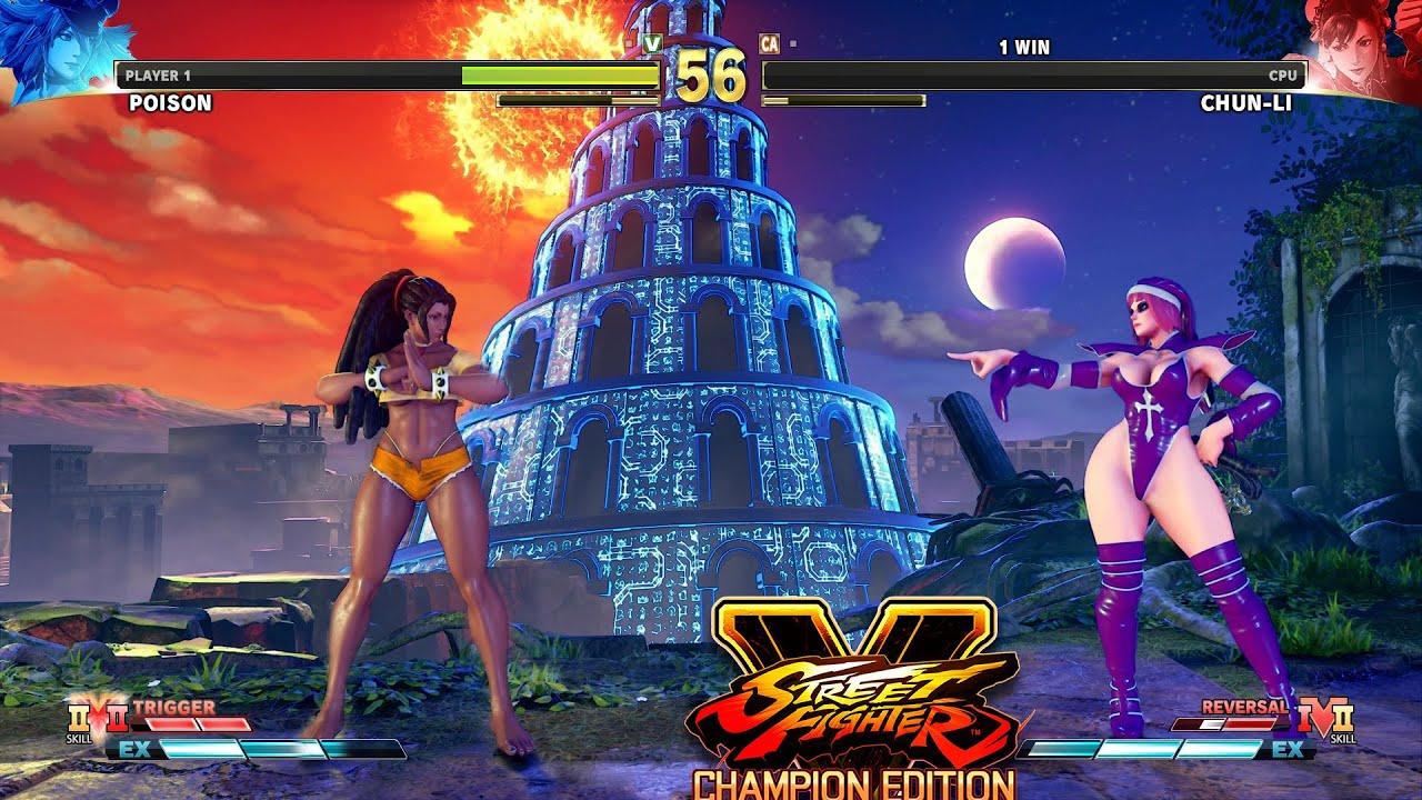 Fighter Hentai Street Mod Sexy Street