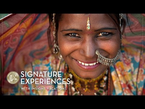 A host of Signature Experiences to enjoy