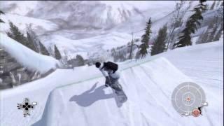 Shaun White's Snowboarding - PS3 -  Commentary - 'Waaaah?'