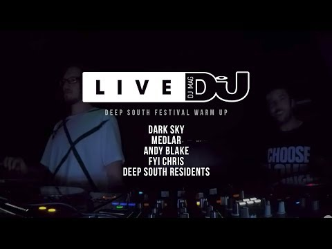 DJ Mag Live Presents Deep South Festival Warm Up Party