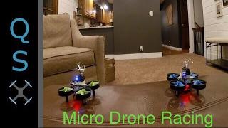 Eachine E010 Indoor FPV Drone Race Presented by Quadspex.com