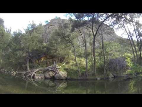Wallaby Rocks Crossing, Sofala, north of Bathurst, NSW