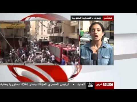 BBC Arabic TV Tony El Khoury