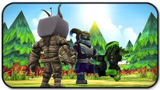Watch Giant Titans Fight Roblox Titan Simulator
