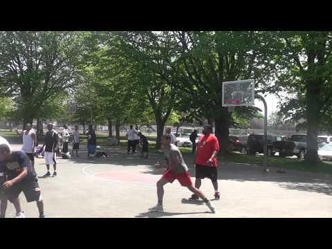 Basketball in South Boston