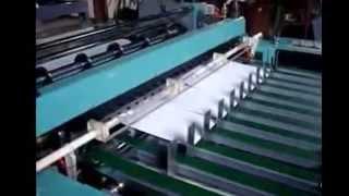 Машина для нарезки офисной бумаги А4 CUTTING MACHINE A4(, 2012-07-11T09:27:09.000Z)
