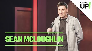 Comedian Sean McLoughlin Learns To Be Single Again