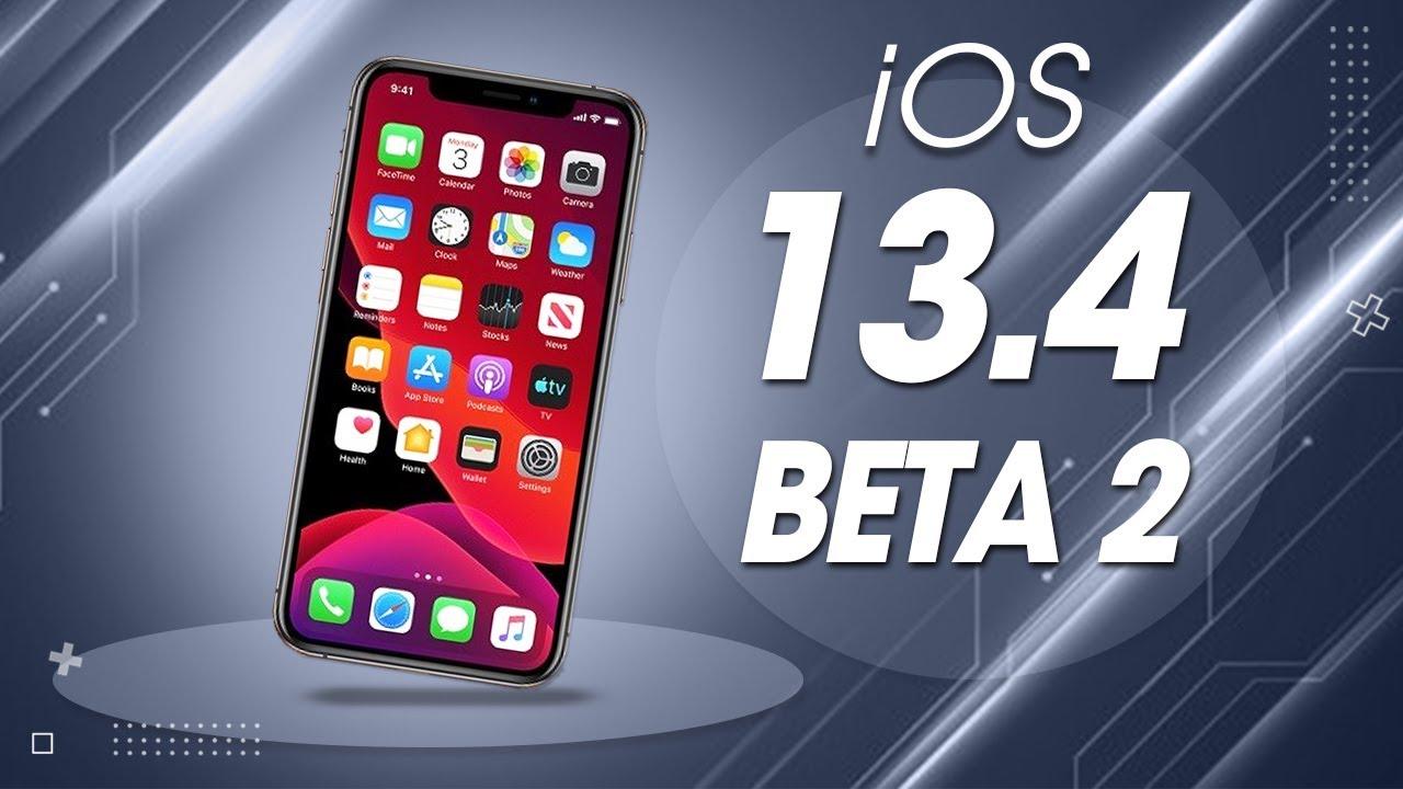 """Cập nhật, đánh giá iOS 13.4 beta 2: Trải nghiệm những tính năng mới """"Thú vị"""""""